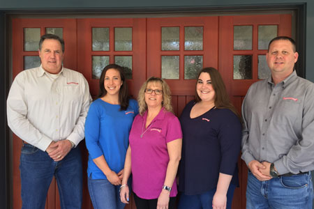 Knowledgeable, Courteous Office & Sales Staff
